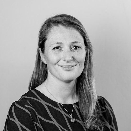 Christine Moses,  part-time Marketing Director - The Marketing Centre