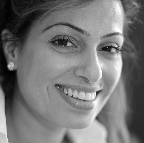 Fareeda Jaleel, part-time Marketing Director - The Marketing Centre