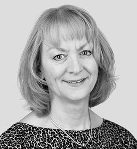 Jane Nugent, part-time Marketing Director - The Marketing Centre