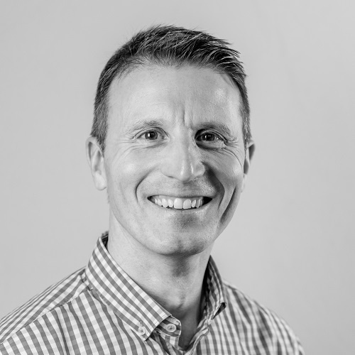 Mark Harris, part-time Marketing Director - The Marketing Centre