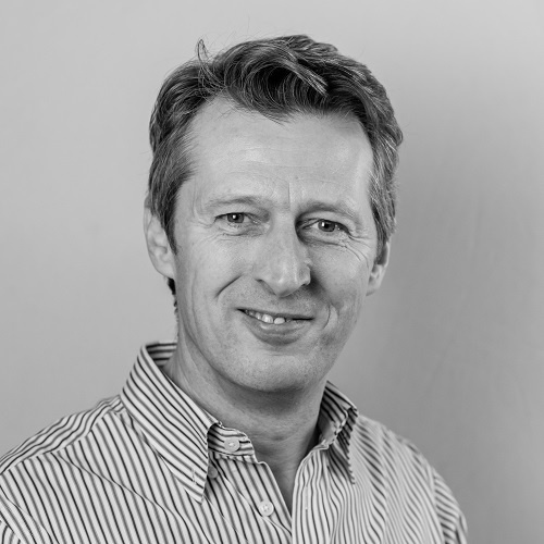 Mark Springall, part-time Marketing Director - The Marketing Centre