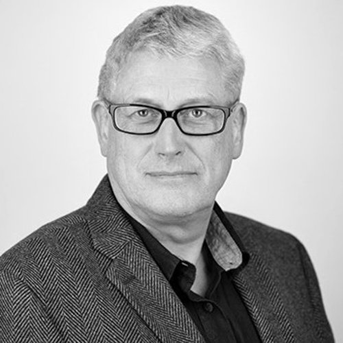 Nigel, part-time Marketing Director - The Marketing Centre