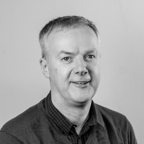 Pete Jakob, part-time Marketing Director - The Marketing Centre