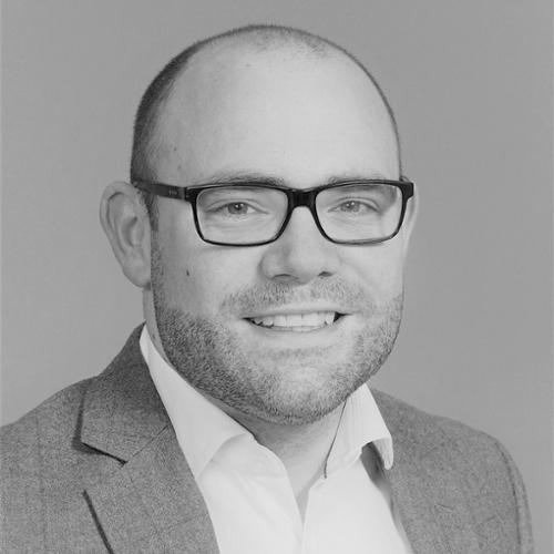 Sam Butterworth - Part- Time Marketing Director